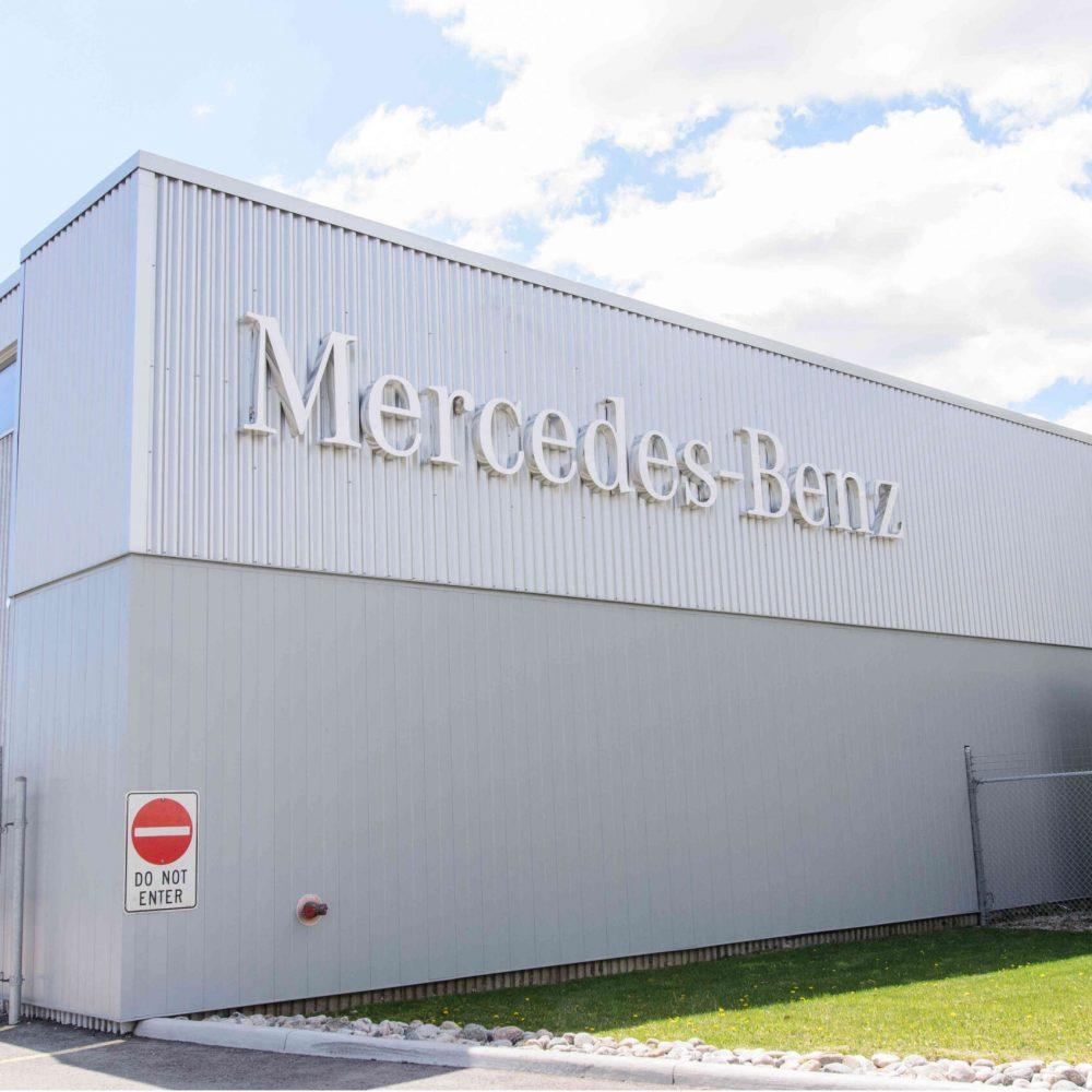 Mercedes Benz - Thornhill